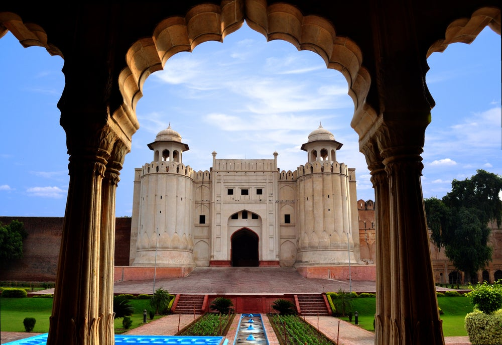 Lahore Fort, Lahore