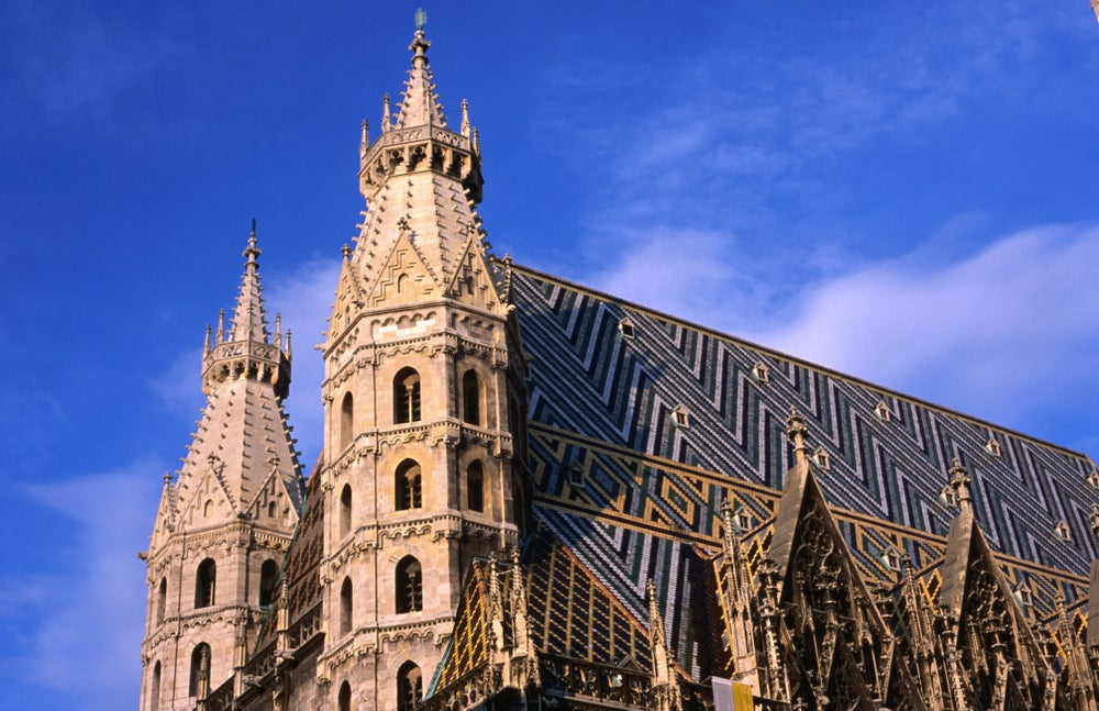 Stephansdom Cathedral, Innere Stadt.
